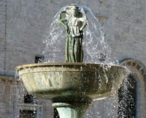 Fontana Maggiore (particolare) - Perugia