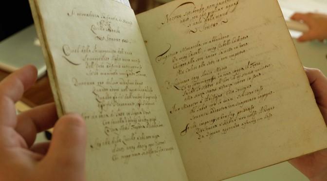 La Biblioteca Universitaria di Grenoble si arricchisce di 19 manoscritti italiani