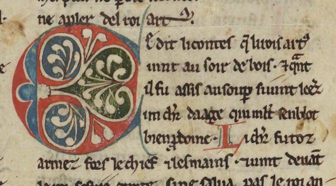 Le Traitement automatique des langues médiévales